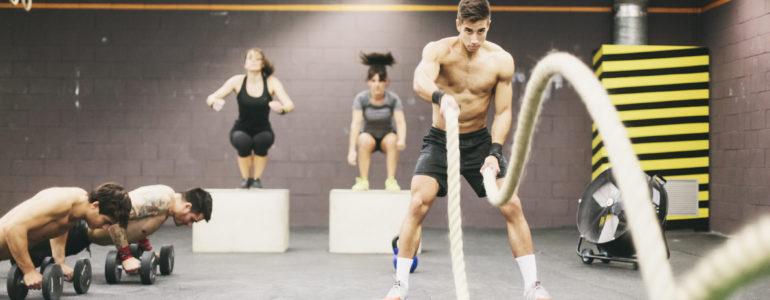 crossfit trainingsplan sport