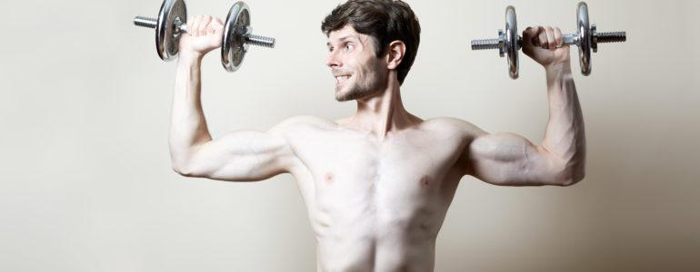 Hardgainer Trainingsplan Mann