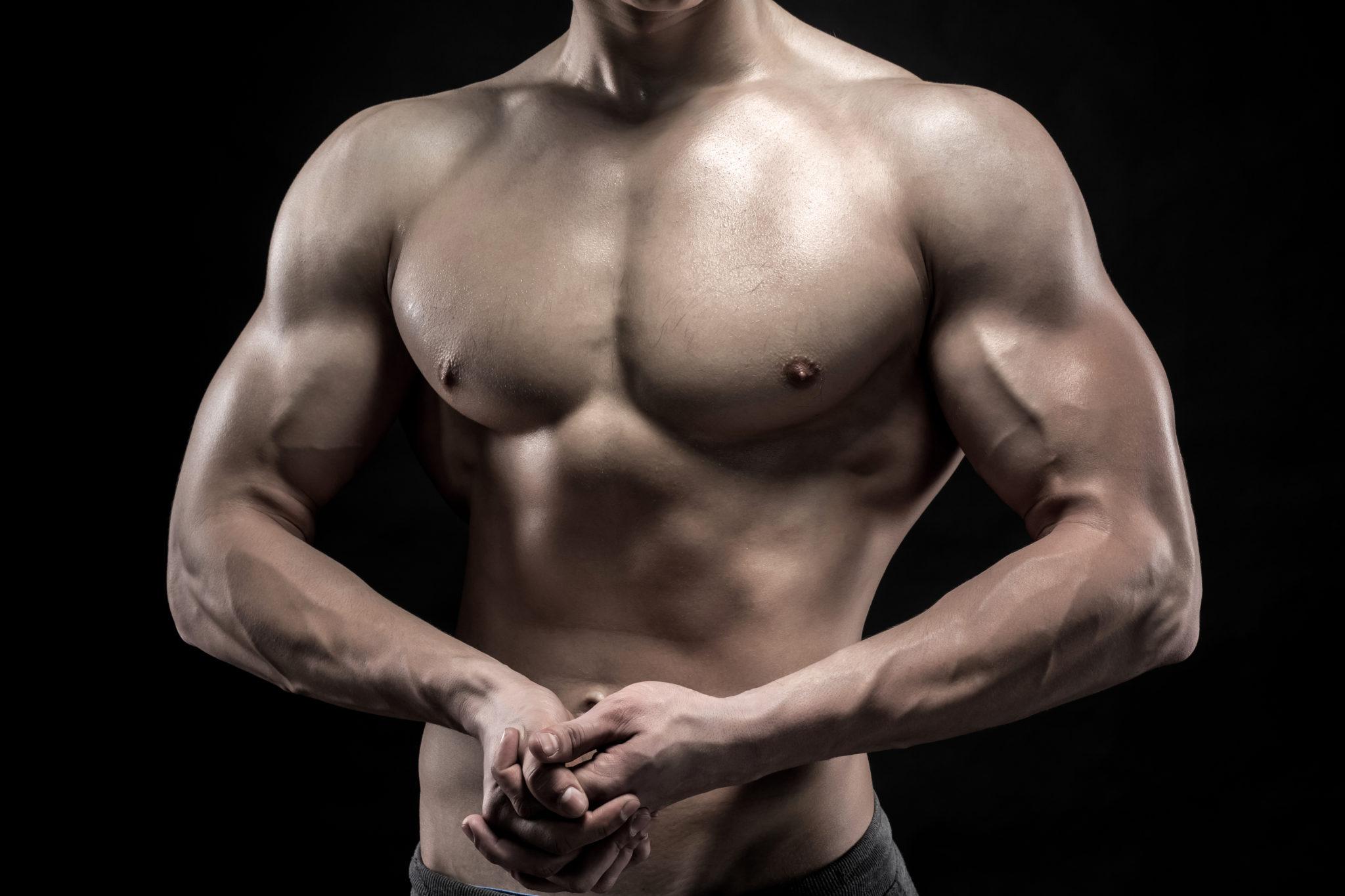 muskelmasse aufbauen plan