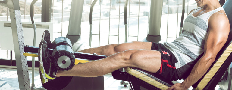 ᐅ 4er Split Trainingsplan So Baust Du Effektiv Muskeln Auf
