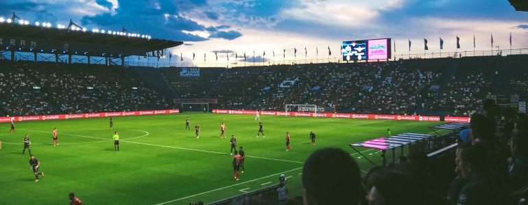 Bedeutung der Ernaehrung im Fußball