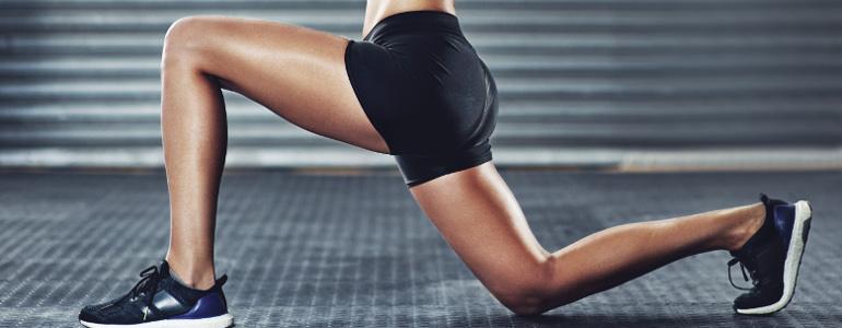 Beinbeuger Übungen