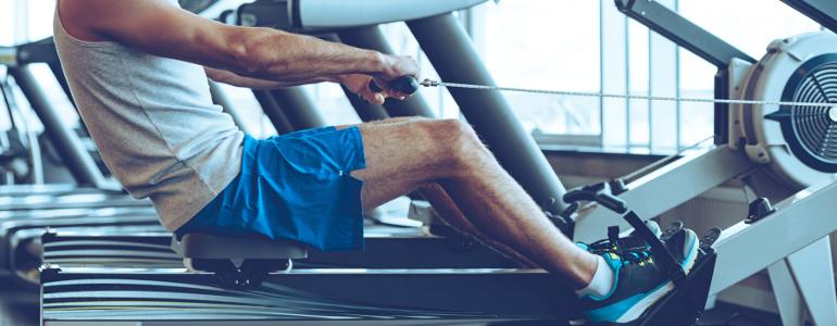Beinstrecker Training