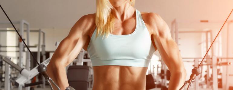 Brust trainieren