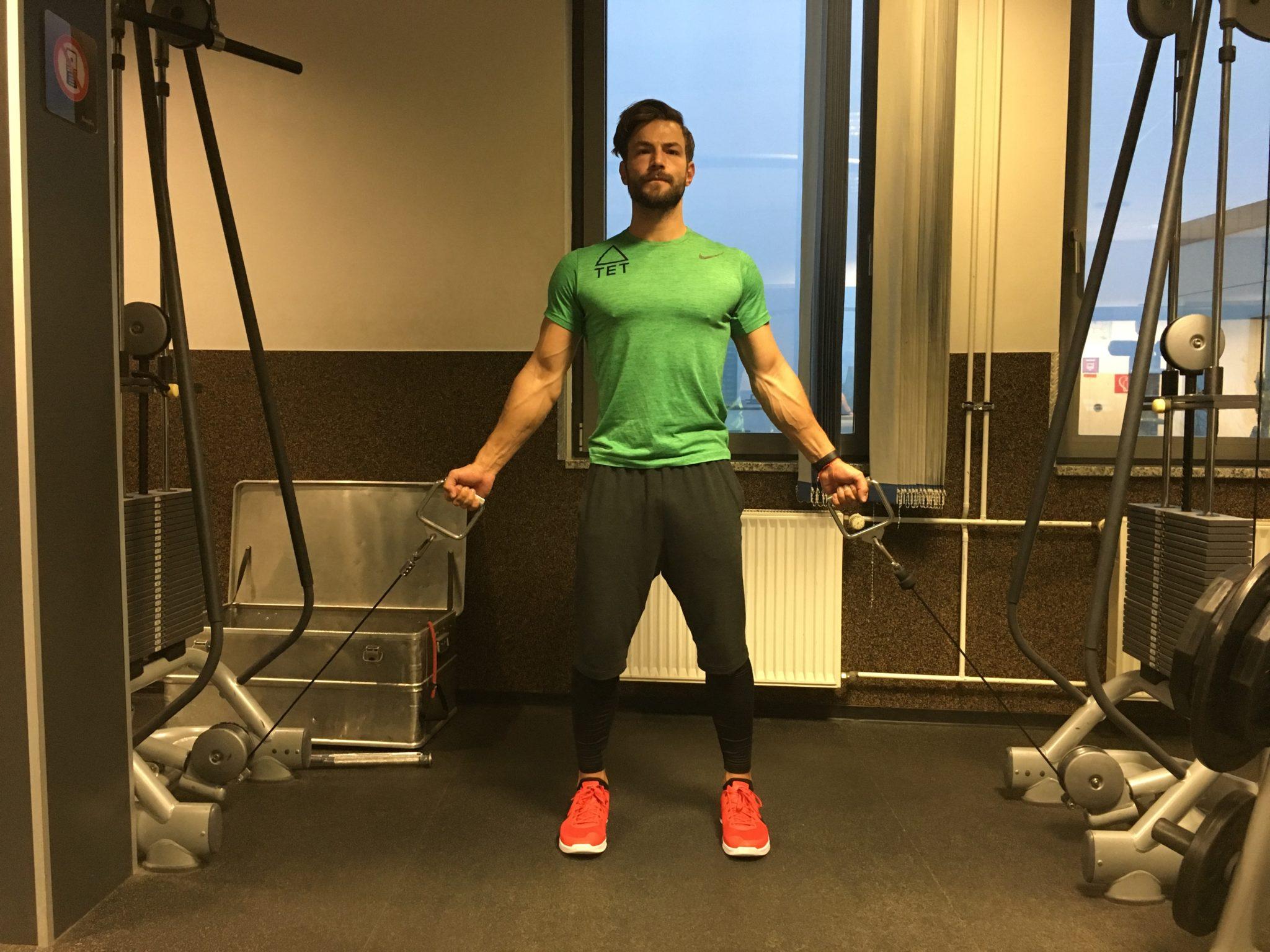 ᐅ Brustmuskeltraining - Die besten Übungen für Dein Brust Workout!