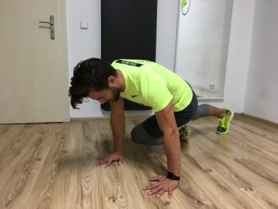 Mountain Climbers Workout