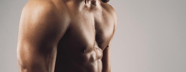 obere Brust Übungen