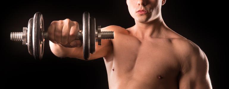 vordere Schulter Übungen