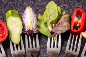 vegetarisch diaet