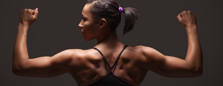 hintere Schulter Übungen