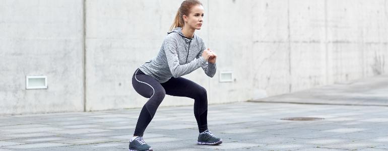 home workout ohne geraete