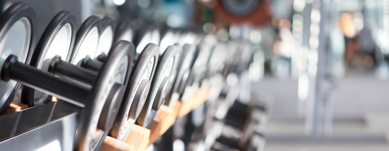 kurzhantel fitness