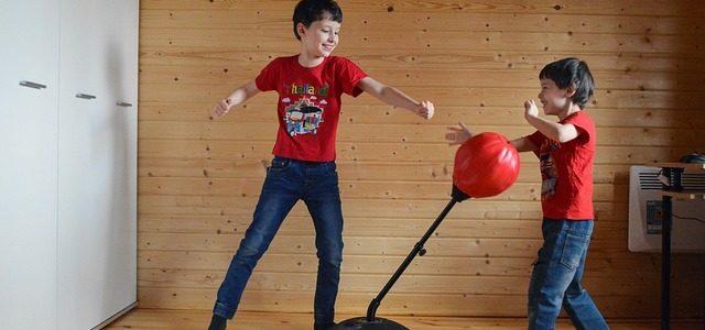 punchingball kinder