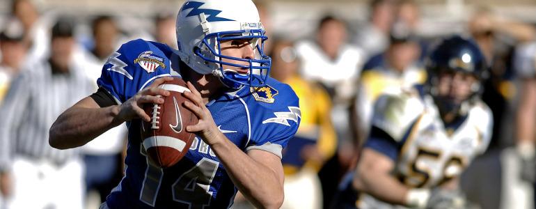 quarterback- _