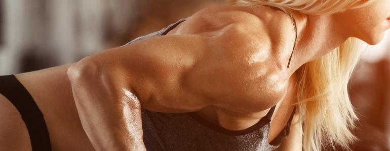 seitliche Schulter trainieren