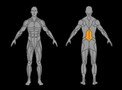 unteren Rücken dehnen