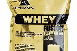 whey fusion